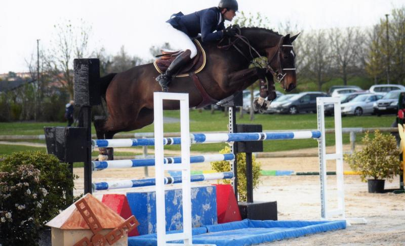 QUILANE DE LAUNAY CIR PAU 6 ANS A) top center;